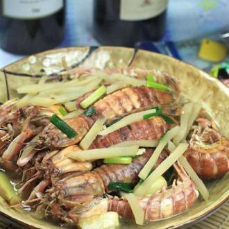 盐水濑尿虾