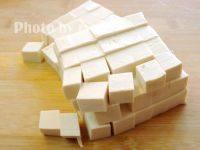 蟹粉豆腐的做法步骤3