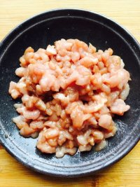 肉末酸豇豆的做法步骤3