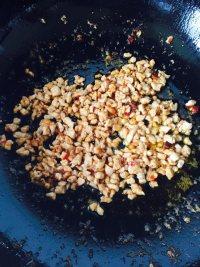 肉末酸豇豆的做法步骤7
