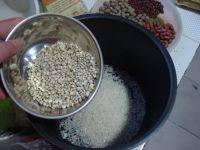 杂粮养生粥的做法步骤3
