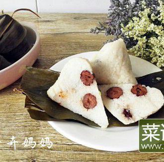 小枣江米粽子