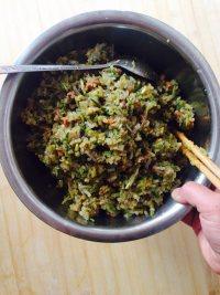 酱肉萝卜包子的做法步骤5