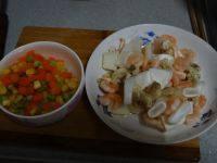 什锦烩海鲜的做法步骤2
