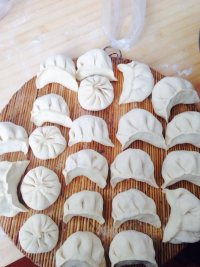 酱肉萝卜包子的做法步骤11