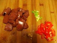 猪红粉丝汤的做法步骤2