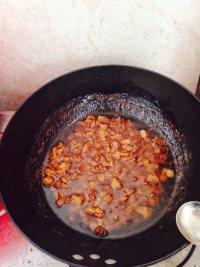 酱肉萝卜包子的做法步骤3
