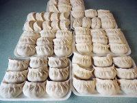 韭菜鱼滑豆腐馅饺子的做法步骤8