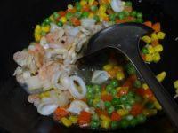 什锦烩海鲜的做法步骤8