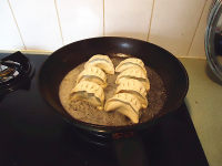 韭菜鱼滑豆腐馅饺子的做法步骤10