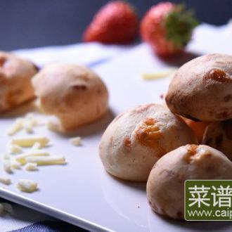 芝士麻糬面包