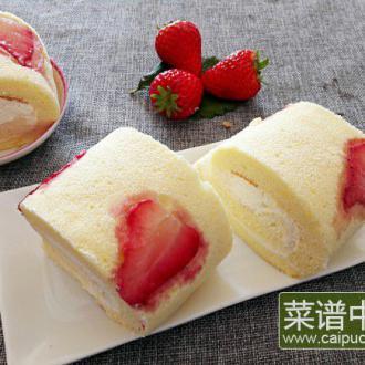 【烘焙甜点】草莓蛋糕