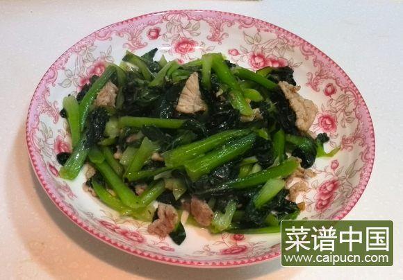 太古菜炒肉
