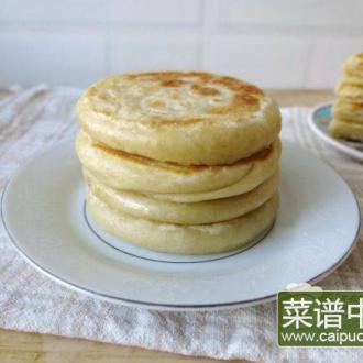 多层油酥饼