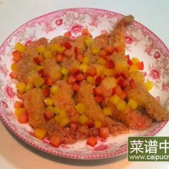 香酥黄金虾