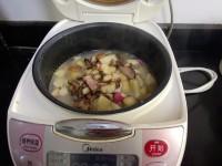 萝卜酱肉饭的做法步骤9