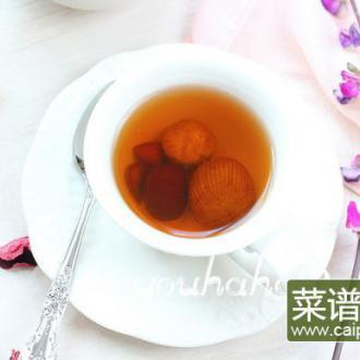红枣无花果汤