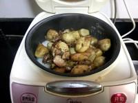 酱肉芋仔饭的做法步骤10