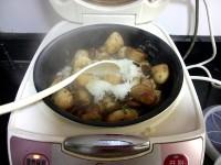 酱肉芋仔饭的做法步骤11