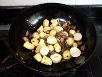 酱肉芋仔饭的做法步骤7