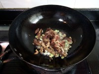 酱肉芋仔饭的做法步骤6