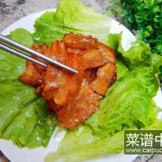 黑胡椒 五花肉