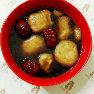 红糖粑粑(红枣)