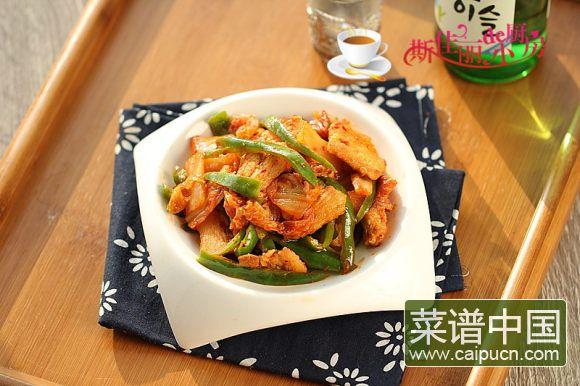 辣白菜炒五花肉 #本味家乡菜#