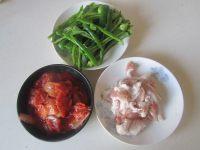 辣白菜炒五花肉 #本味家乡菜#的做法步骤1