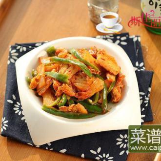 辣白菜炒五花肉 #本味