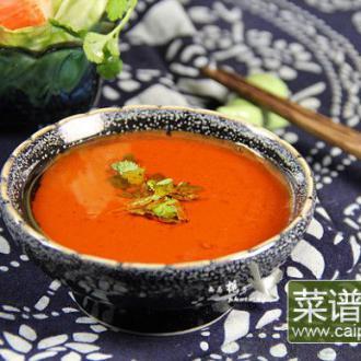 自制火锅酱料