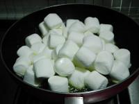 蔓越莓牛轧糖#本味家乡菜#的做法步骤4