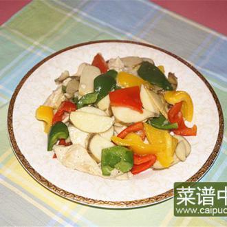五彩慈菇#本味家乡菜#