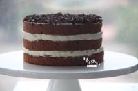 爱可以很简单——浓情黑森林蛋糕的做法步骤12
