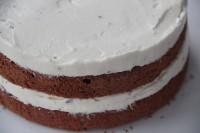 爱可以很简单——浓情黑森林蛋糕的做法步骤11