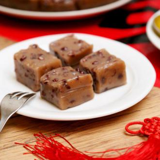 红豆年糕 #本味家乡菜
