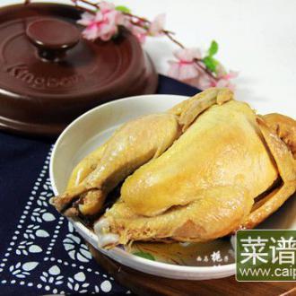 坤博砂锅盐焗鸡
