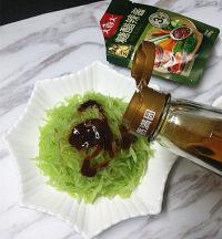 韩式糖醋莴笋的做法步骤7