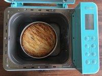 面包机版黄桃面包派的做法步骤17