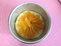面包机版黄桃面包派的做法步骤10