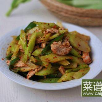 猪油炒白菜苔