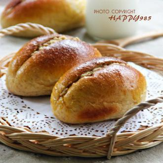 【全麦肉松面包】高营