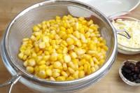 芝士焗玉米粒的做法步骤2