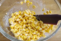 芝士焗玉米粒的做法步骤5