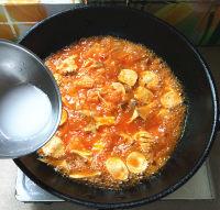 辣白菜杂锅的做法步骤12
