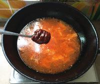 辣白菜杂锅的做法步骤6