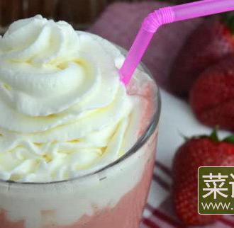 草莓控无法抗拒的饮品