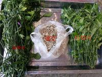 五色糯米饭的做法步骤1