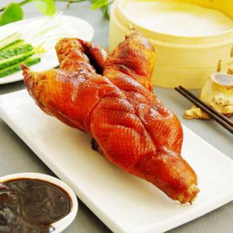 家庭版北京烤鸭