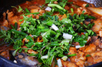 辣白菜炖鲅鱼的做法步骤10